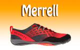Botón de la marca Merrell