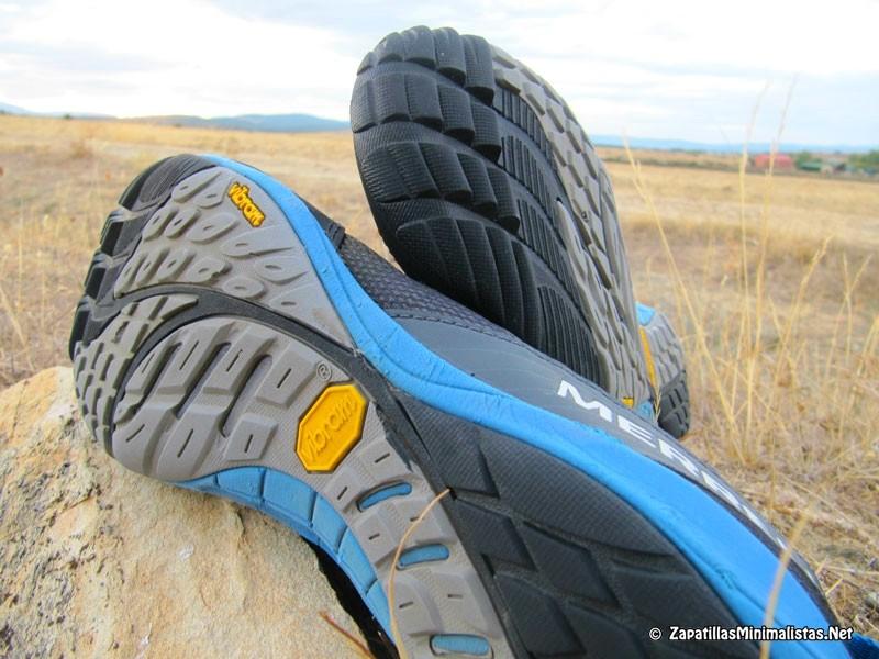 Suela Merrell Trail Glove 2