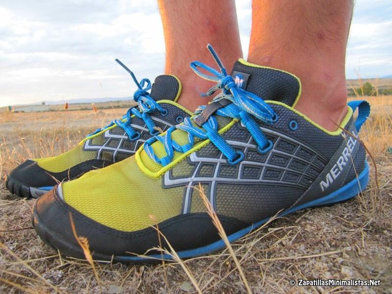 Zapatillas Merrell Trail Glove 2
