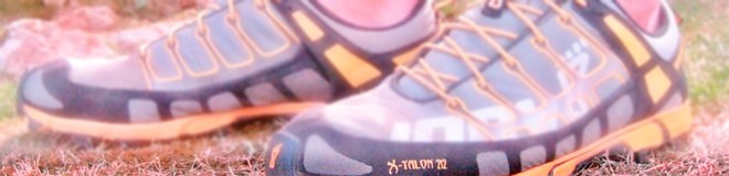 Correr con zapatillas de transición