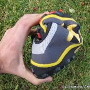 Flexibilidad de VivoBarefoot Trail