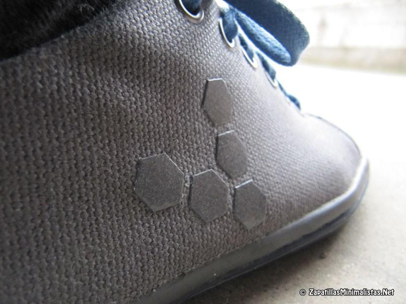 Detalle upper Vivobarefoot