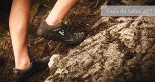 Guía de tallas Vivobarefoot