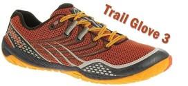 Así son las nuevas Merrell Trail Glove 3
