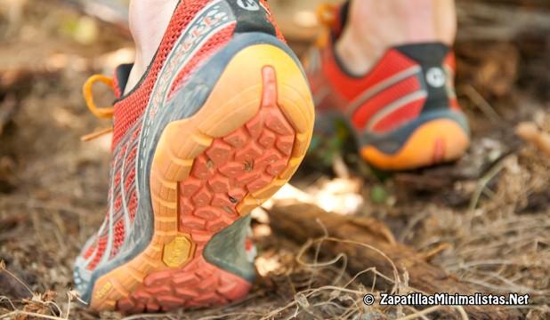 Flexión Trail Glove 3