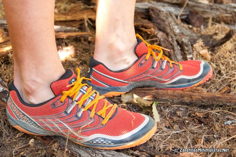 Zapatillas Merrell Trail