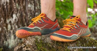 Zapatillas Trail Glove 3