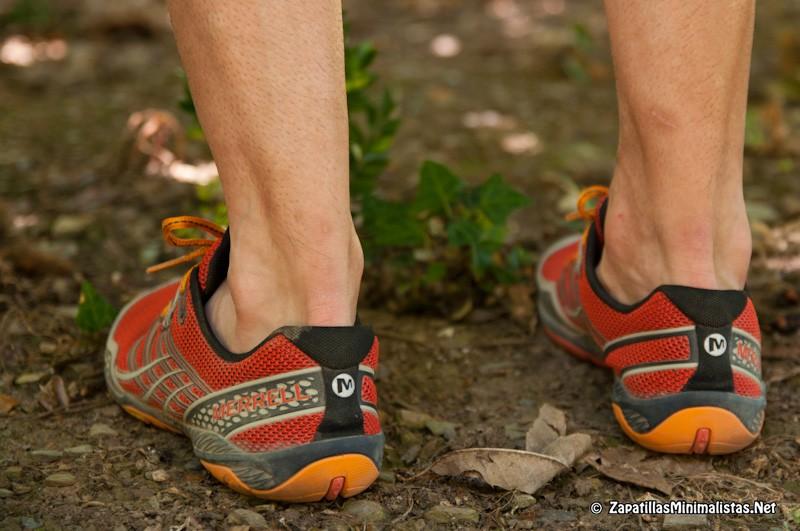 Talón Merrell Trail Glove 3