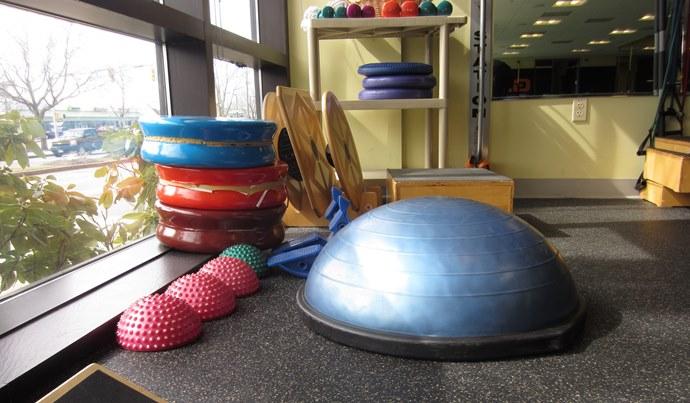 Accesorios de fisioterapia