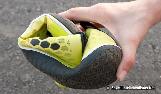 Flexibilidad Vivobarefoot Stealth