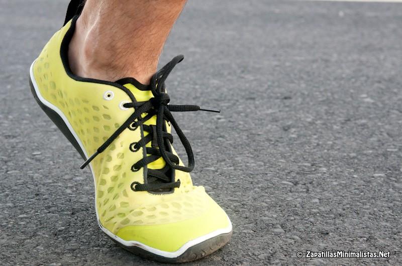 Flexión de las Vivobarefoot