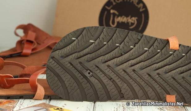 Suela de neumático