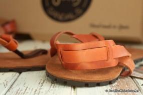 Talon de las Tire Sandals