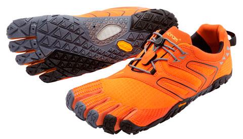 Zapatillas FiveFingers V-Trail Naranja