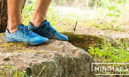 Suela Merrell Trail Glove 4