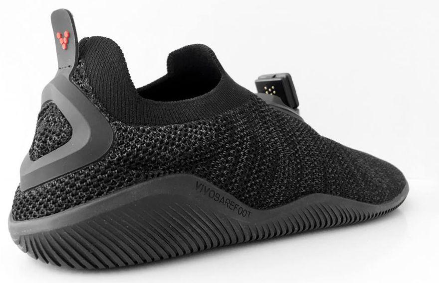 Vista trasera de las zapatillas Vivobarefoot Smart