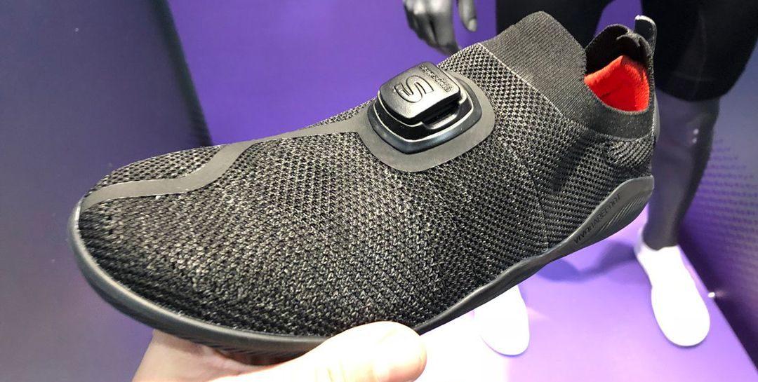 Primeras zapatillas inteligentes y minimalistas CES Las Vegas 2018