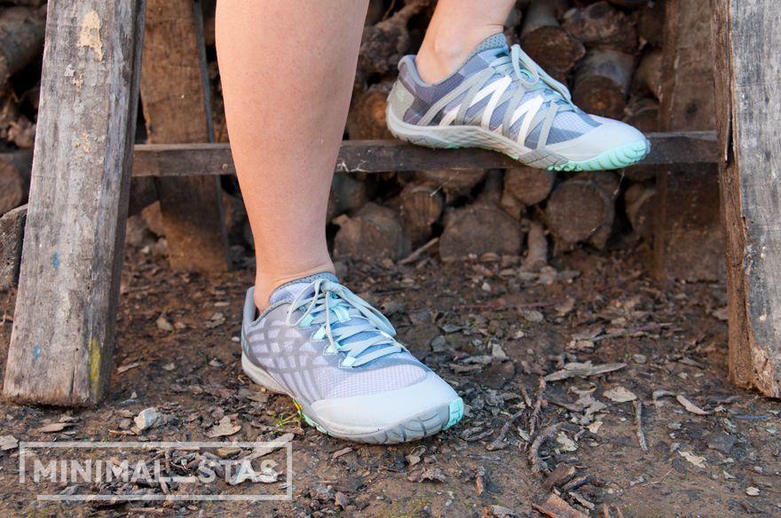 Zapatillas de trail running Merrell Pace Glove 4
