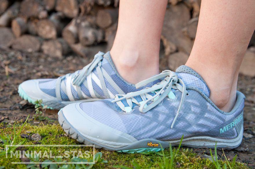 Zapatillas minimalistas Pace Glove 4 de Merrell