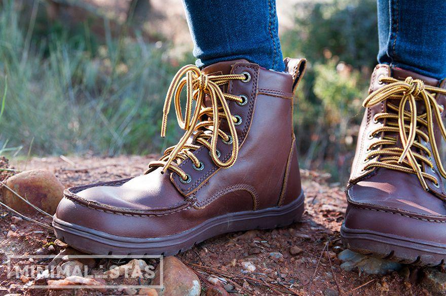 Amplia puntera Boulder Leather