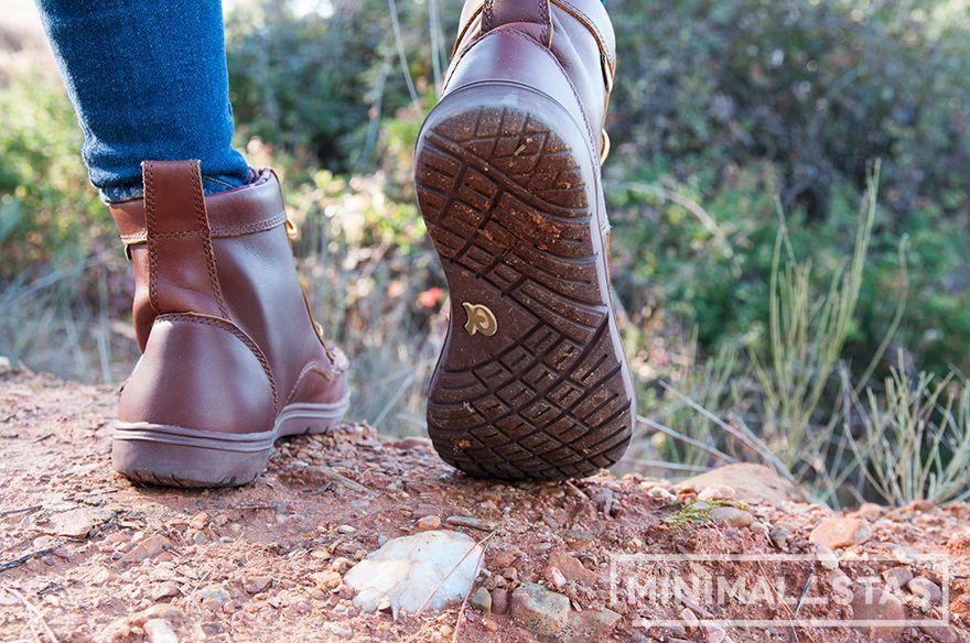 Suela de las botas Lems Boulder