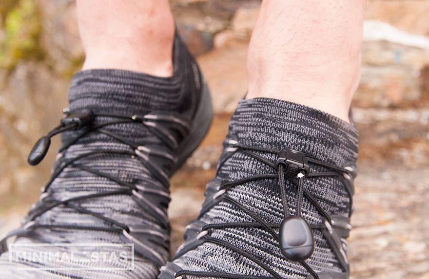 Cordones desgastados Bare Access Knit