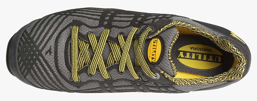 Zapatillas de seguridad cómodas Diadora