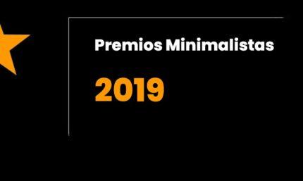 Premios calzado minimalista 2019