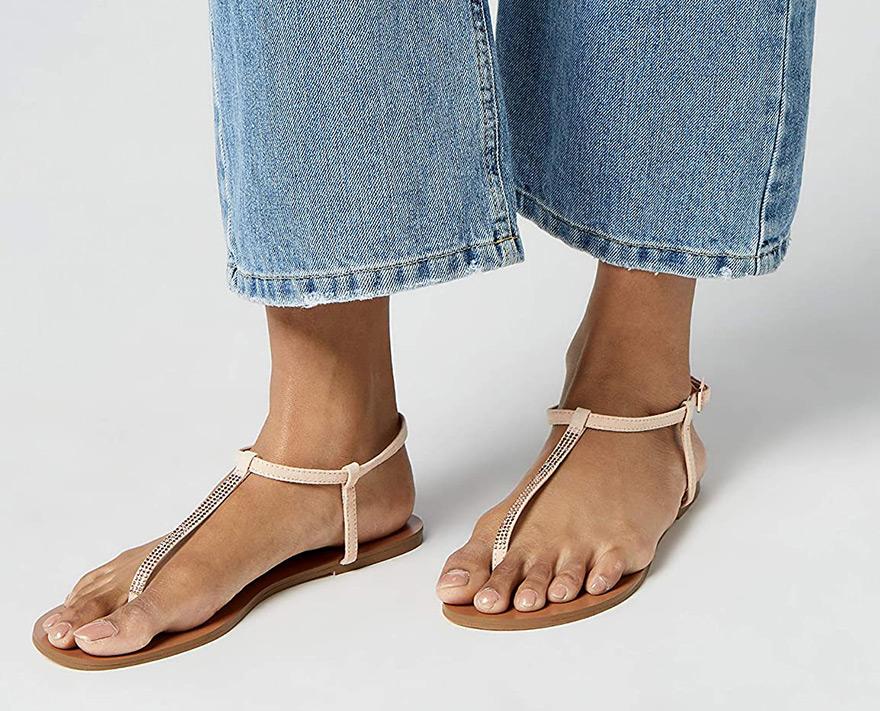 Mejores sandalias vestir de mujer