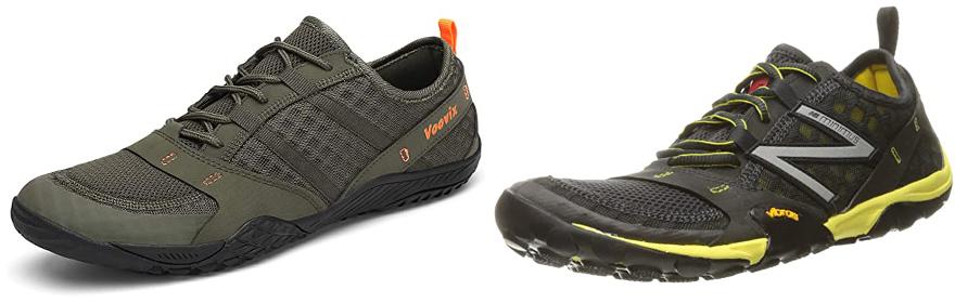 Zapatillas minimalistas chinas New Balance